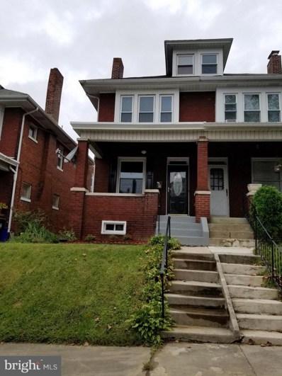 1418 Verbeke Street, Harrisburg, PA 17103 - MLS#: 1000001802