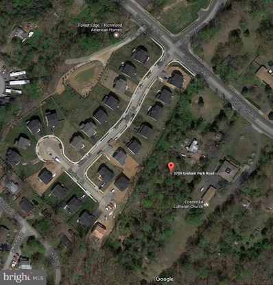 3709 Graham Park Road, Triangle, VA 22172 - MLS#: 1000027587