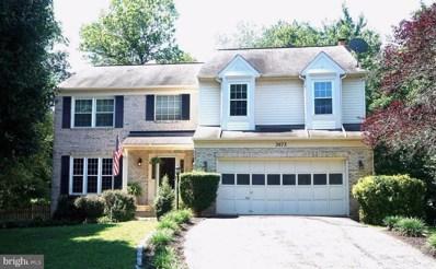 3673 Hetten Lane, Woodbridge, VA 22193 - MLS#: 1000029173