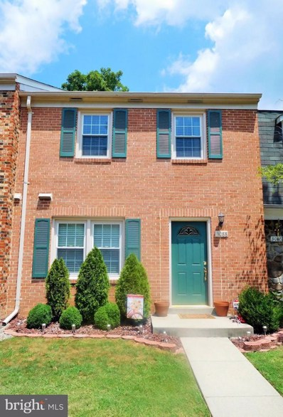 3088 Tecumseh Court, Woodbridge, VA 22192 - MLS#: 1000029243
