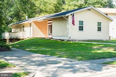 2494 Linwood Lane, Woodbridge, VA 22192 - MLS#: 1000030163