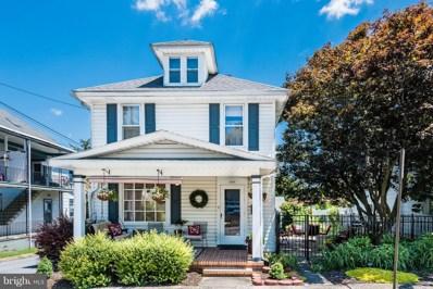 209 Washington Street, Shippensburg, PA 17257 - MLS#: 1000031941