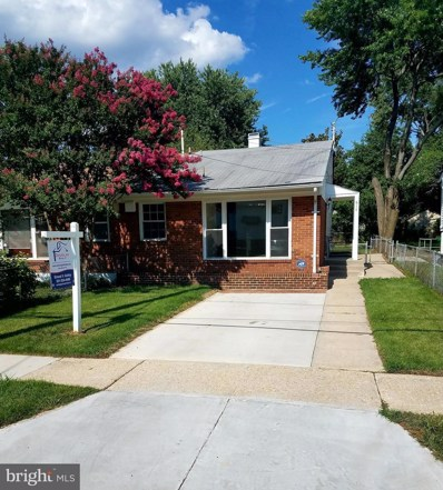 617 Birchleaf Avenue, Capitol Heights, MD 20743 - MLS#: 1000032509