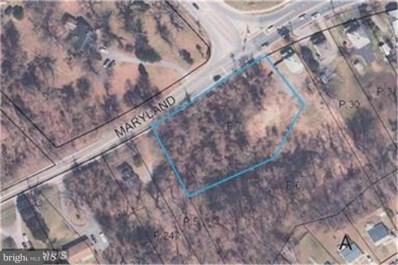 Marlboro Pike, Upper Marlboro, MD 20772 - MLS#: 1000033461