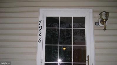 7928 Suiter Way, Landover, MD 20785 - MLS#: 1000034205