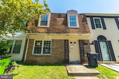 5904 Applegarth Place, Capitol Heights, MD 20743 - MLS#: 1000034595