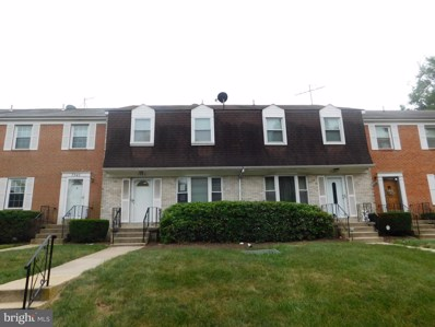 7343 Cross Street, District Heights, MD 20747 - MLS#: 1000034933