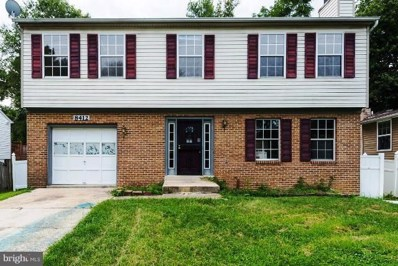 8412 Myrtle Avenue, Bowie, MD 20715 - MLS#: 1000035021