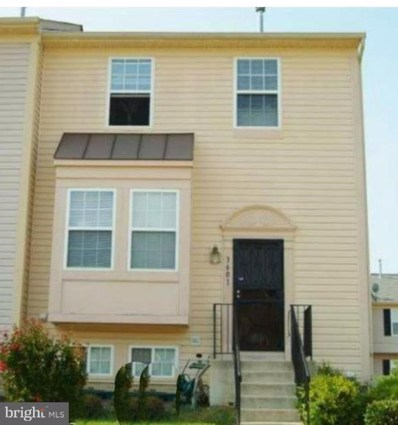 3601 Apothecary Street, District Heights, MD 20747 - MLS#: 1000036687