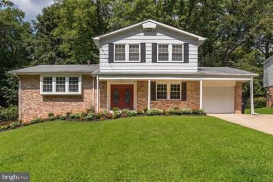 705 Calvert Lane, Fort Washington, MD 20744 - MLS#: 1000036771
