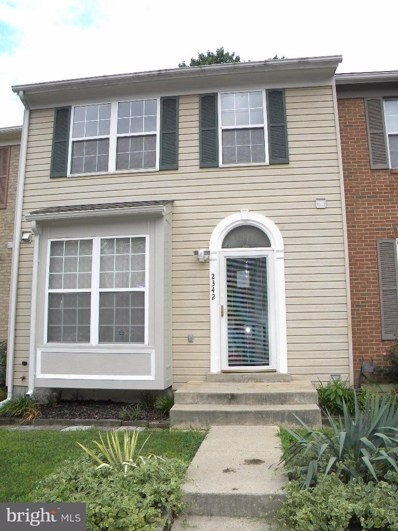 2342 Woodbark Lane, Suitland, MD 20746 - MLS#: 1000036773
