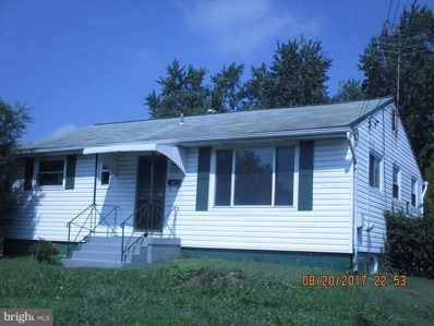 2521 Roslyn Avenue, District Heights, MD 20747 - MLS#: 1000036877