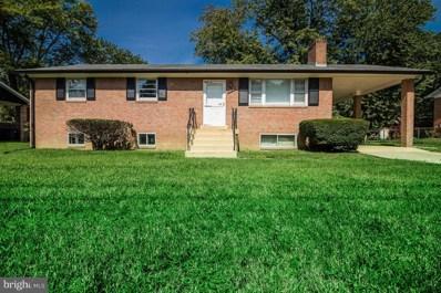 7912 Wynnwood Drive, Clinton, MD 20735 - MLS#: 1000036943