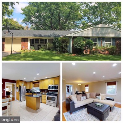 13452 Overbrook Lane, Bowie, MD 20715 - MLS#: 1000036991
