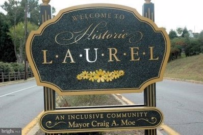 410 Main Street UNIT 8, Laurel, MD 20707 - MLS#: 1000037139