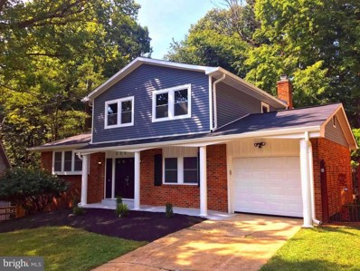 906 Park Terrace, Fort Washington, MD 20744 - MLS#: 1000037325