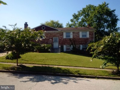 7807 Berry Place, District Heights, MD 20747 - MLS#: 1000037379
