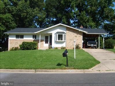 6723 Edgemere Drive, Temple Hills, MD 20748 - MLS#: 1000037511