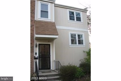 6431 Entwood Court, Fort Washington, MD 20744 - MLS#: 1000037655