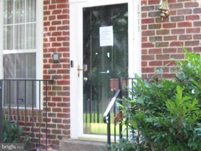 1711 Barrington Court, Bowie, MD 20721 - MLS#: 1000038137