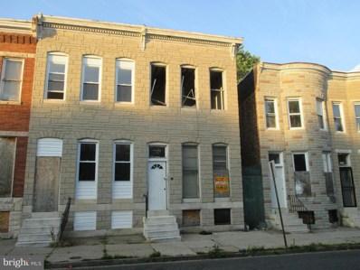 1725 Carey Street N, Baltimore, MD 21217 - MLS#: 1000040563