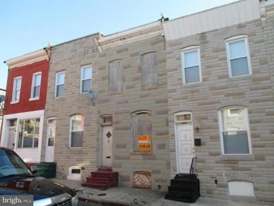 1719 Durham Street N, Baltimore, MD 21213 - MLS#: 1000040573