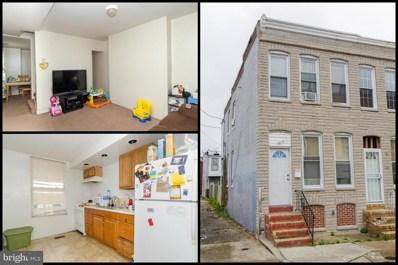 401 Mount Street S, Baltimore, MD 21223 - MLS#: 1000040575