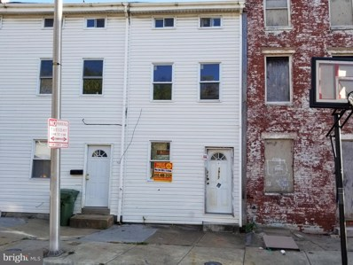 1917 Frederick Avenue, Baltimore, MD 21223 - #: 1000040581