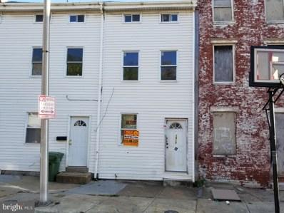 1917 Frederick Avenue, Baltimore, MD 21223 - #: 1000040581