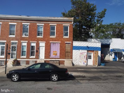 1826 Milton Avenue N, Baltimore, MD 21213 - #: 1000040603