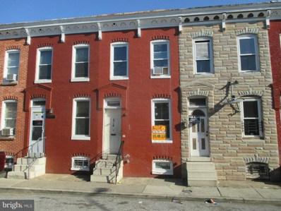 1551 Woodyear Street, Baltimore, MD 21217 - MLS#: 1000040615