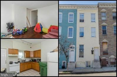 122 Mount Street N, Baltimore, MD 21223 - MLS#: 1000040625