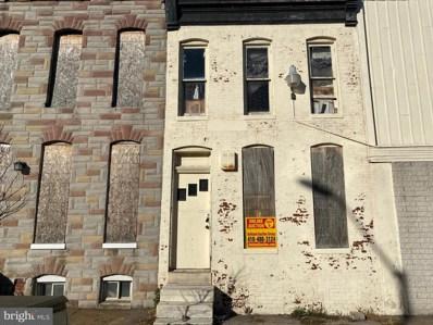 2440 Biddle Street E, Baltimore, MD 21213 - #: 1000040653