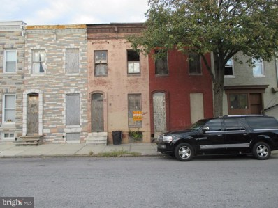1807 Division Street, Baltimore, MD 21217 - MLS#: 1000040675