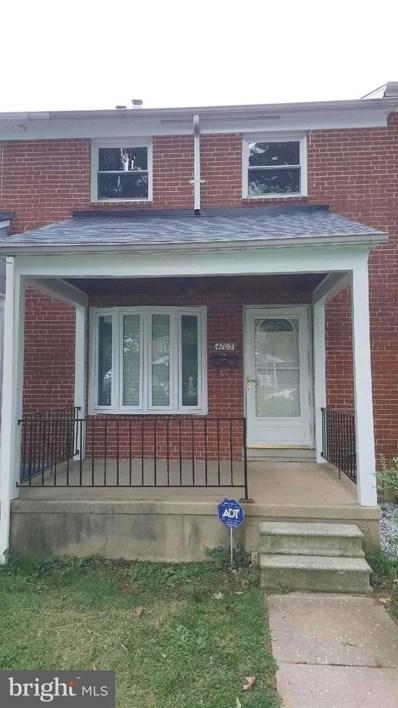 4705 Williston Street, Baltimore, MD 21229 - MLS#: 1000040707