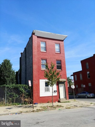 321 Payson Street, Baltimore, MD 21223 - MLS#: 1000040743
