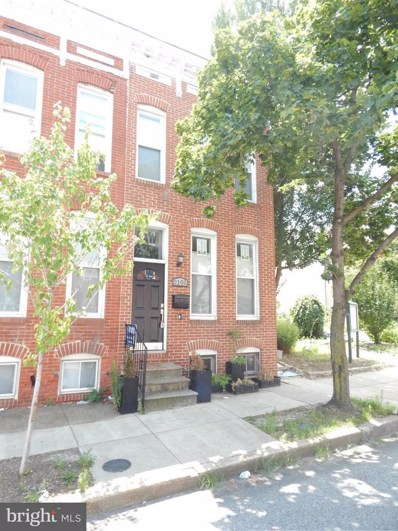 2101 Orleans Street, Baltimore, MD 21231 - MLS#: 1000040753