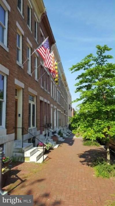 347 Warren Avenue, Baltimore, MD 21230 - MLS#: 1000041007