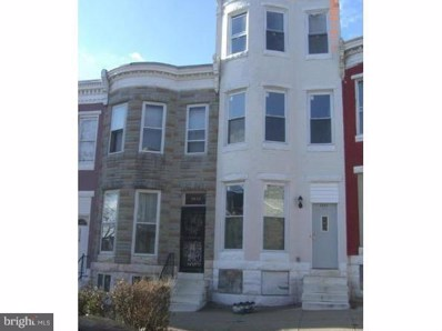 2842 Parkwood Avenue, Baltimore, MD 21217 - MLS#: 1000041037