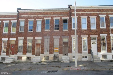2735 Harlem Avenue, Baltimore, MD 21216 - MLS#: 1000041057