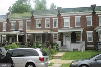 2631 Loyola Southway, Baltimore, MD 21215 - MLS#: 1000041227