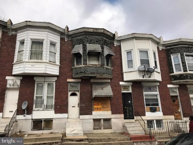 2748 Harlem Avenue, Baltimore, MD 21216 - MLS#: 1000041345