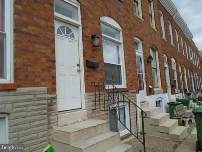 2504 Fleet Street, Baltimore, MD 21224 - MLS#: 1000041371