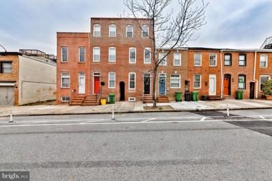 814 Potomac Street S, Baltimore, MD 21224 - MLS#: 1000041423