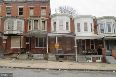2918 Westwood Avenue, Baltimore, MD 21216 - MLS#: 1000041529