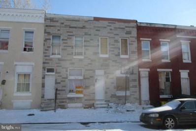 2009 Hollins Street, Baltimore, MD 21223 - #: 1000041575