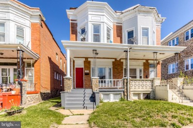 3804 Fairview Avenue, Baltimore, MD 21216 - MLS#: 1000041593