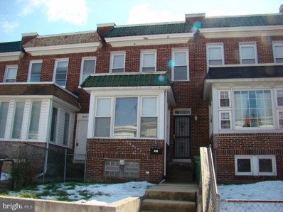 807 Cator Avenue, Baltimore, MD 21218 - MLS#: 1000041683