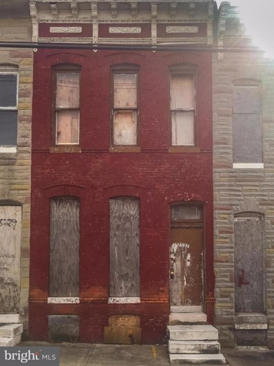 2527 Oliver Street E, Baltimore, MD 21213 - MLS#: 1000041769