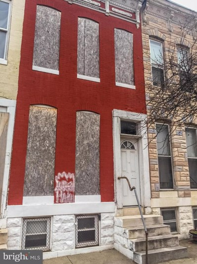 1424 Aisquith Street N, Baltimore, MD 21202 - MLS#: 1000041787